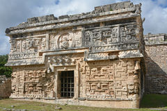 Church in Chichen Itza. Stock Photography