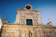 Church Chiesa di San Giovanni Evangelista in Parma Royalty Free Stock Photo