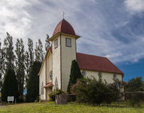 Church in Chile Royalty Free Stock Photography
