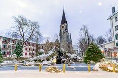 Church of Christ Stock Image