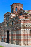 Church of Christ Pantocrator in Nesebar, Bulgaria Stock Photography