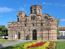 Church of Christ Pantocrator in Nessebar, Bulgaria Stock Photo