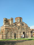 Church of Christ Pantocrator in Nessebar. Royalty Free Stock Image