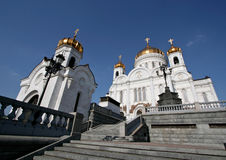 Church of Christ The Saviour Stock Photography