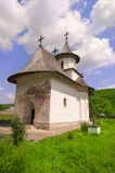 Church of christian monastery Stock Image