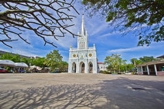 Church of Christianity. In Thailand Stock Image