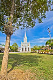 Church of Christianity. In Thailand Royalty Free Stock Image