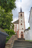 Church in the city of Klausen Royalty Free Stock Image