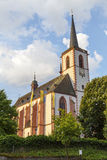 Church in the city of Klausen Stock Photography