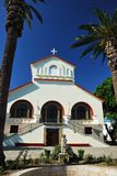 Church in the city of Kos Royalty Free Stock Image