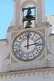 Church clock Stock Photos