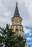 Church in Cluj-Napoca Royalty Free Stock Photo