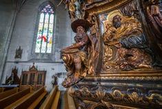 Church in Cluj-Napoca Royalty Free Stock Photos