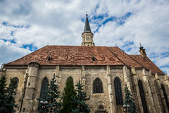 Church in Cluj-Napoca Stock Images