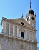 Church Collegiata dell'Assunta of Arco Royalty Free Stock Photos