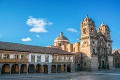 Church and Colonial Architecture Stock Images