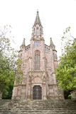 Church in Comillas Royalty Free Stock Photos