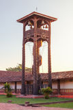 Church Concepcion, jesuit missions in the region of Chiquitos, Bolivia Royalty Free Stock Photography
