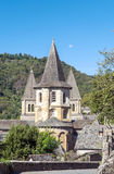 Church Conques Stock Image