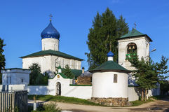 Church of Constantine and Helen, Pskov Royalty Free Stock Photography