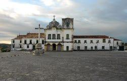 Church and convent of San Francisco. São Cristovão, Aracaju, Brazil, July 22, 2015 Royalty Free Stock Photo