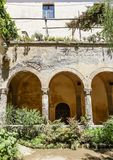 Church and Convent of St. Francis, Sorrento. Italy Stock Photography