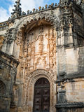 Church Convento de Cristo Royalty Free Stock Photo