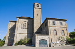 Church of Corpus Domini. Montefiascone. Lazio. Ita Stock Photos
