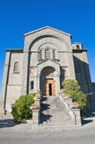 Church of Corpus Domini. Montefiascone. Lazio. Ita Stock Photography