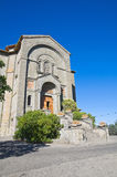Church of Corpus Domini. Montefiascone. Lazio. Ita Royalty Free Stock Photos