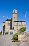 Church of Corpus Domini. Montefiascone. Lazio. Italy. Royalty Free Stock Photography