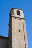 Church of Corpus Domini. Montefiascone. Lazio. Italy. Royalty Free Stock Photo