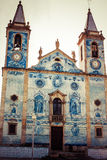 Church in Cortegaca ,Portugal Stock Photography