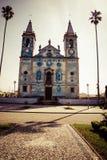 Church in Cortegaca ,Portugal Royalty Free Stock Photos