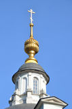 The Church of Cosma and Damian on Maroseyka street, Moscow Royalty Free Stock Photos