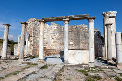 Church of the Councils in Ephesus, Stock Image