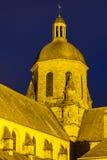 Church in Coutances Stock Photos