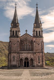 Church of Covadonga Stock Images