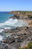 Church Cove - Cornwall Royalty Free Stock Image