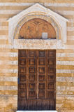 Church of Cristo. Brindisi. Puglia. Italy. Stock Photo