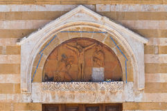 Church of Cristo. Brindisi. Puglia. Italy. Royalty Free Stock Photography