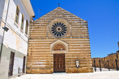 Church of Cristo. Brindisi. Puglia. Italy. Stock Photography
