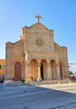 Church of Cristo Re. Santa Maria di Leuca. Puglia. Italy. Royalty Free Stock Photos
