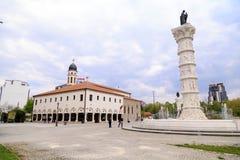 The church of Crkva Sv. Bogorodica in Skopje, Macedonia Royalty Free Stock Photos