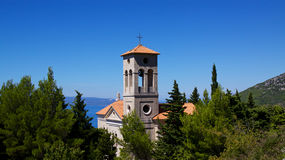 Church in Croatia Royalty Free Stock Photos