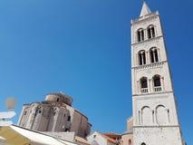 Church. In Croatia stock image