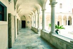 Church Croatia Dalmatia Royalty Free Stock Photo