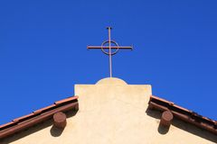 Church Cross Royalty Free Stock Image