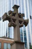 Church cross Stock Image