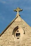 Church cross detail Royalty Free Stock Photos